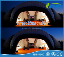 Air Turtle Tent Building Inflatable /Turtle Dome Structure / inflatable turtle type tent