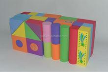 SURF building block toys eva foam toys for children building block