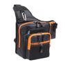 Waterproof fishing bag tackle box shoulder strap waist belt fast free shipping