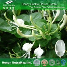 Honey Suckle Flower Extract, Lonicera Japonica Extract, Honey Suckle Flower Extract 98%