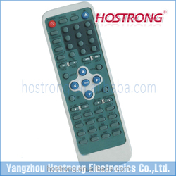 cheaper price with high quality DVD remote controller for South America market TCLCSTAR KM-268B