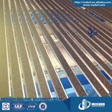 Best aluminum carborundum stair tread options for sidewalk safety