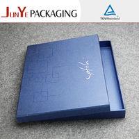 Elegant bra and underwear packaging organizer boxes