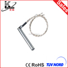 Aluminum sheath electric insertion heater certified by CE RoHS