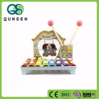 wooden kids instrument xylophone prices