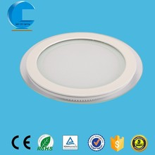 12W smd panel light led with CE ROHS approval