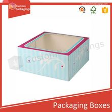 Shanghai Timi high quality paper cupcake box packaging