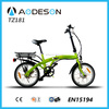 2015newest model aluminium alloy electric bicycle foldable looking for exclusive partners-TZ181 folding ebike