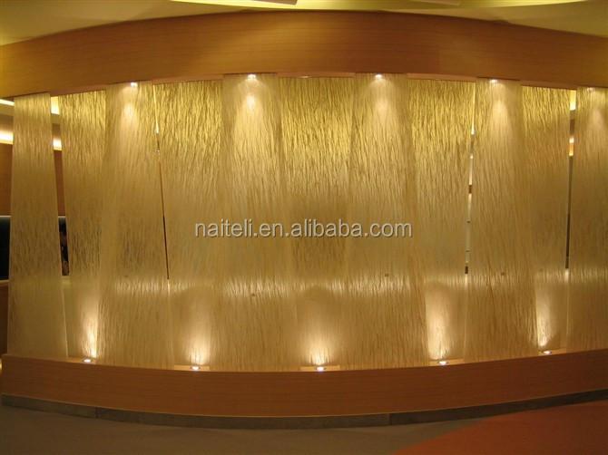 3 Form Acrylic Panels : Alibaba china manufacturers showroom decorative form