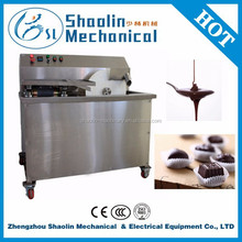 Best performance chocolate tempering casting machine with good quality