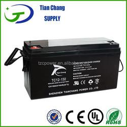 12V 150Ah Lead Acid Battery Solar PV UPS SLA VRLA Battery