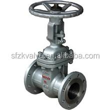 API rising stem manual cast steel 150Lb gate valve