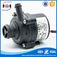 High performance 12v dc submersible water pump for coffee machine