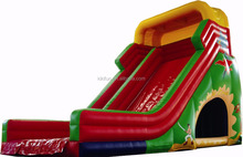2015 sports game for adults manufacture lake inflatable water slides
