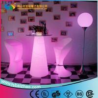 Wholesale Illuminated Outdoor Home Used LED Bar Furniture
