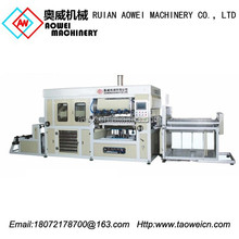 Aowei High Speed Automatic Egg Tray Vacuum Forming Machine