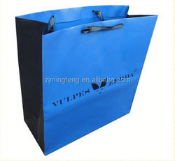 Paper Bag with handle shopping bag pack agricultural products