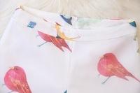 Гран-при Европы летом новых европейских и американских большая птица 3d печати шаблон шорты Футболка + Шорты костюм