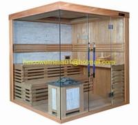 Outdoor Home Portable Sauna Steam Hidden Cam Massage Room