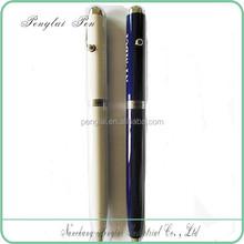 2015 promotional twist Multifunction metal LED light Pen promotional pen with led light