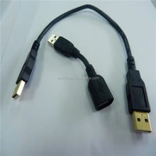2014 high speed male to male usb cable 28AWG/26AWG/24AWG/22AWG