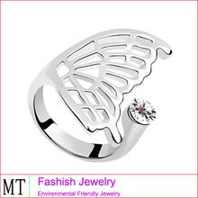 Bijuterias no atacado personalizados Anéis baratos