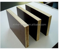 E1 Formaldehyde Emission Standards and First-Class Grade film faced plywood