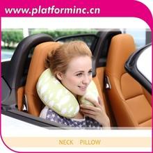 Neck Rest Fashion Soft Manufacture Support beautiful fish U-shape pillow