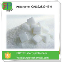 Factory supply with competitive price Aspartame food additive cas:22839-47-0