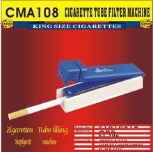 Factory Popular Good Quality cigarette tobacco tubes rolling machine filler roller with workable price