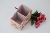 China Alibaba Supplier leather decorative box for remote control