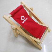 novelty Phone holder or stand mini Beach Chair Party gifts