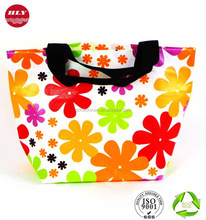 2015 Hot sale factory wholesale Non-woven cheapest cooler lunch bag