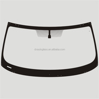 Laminated Windscreen for Japanese Sport Car