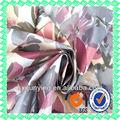 230t pongis tela 300t 190 tpolyester pongis tela de la impresión vestido impreso pongis para ropa de invierno de tela textil