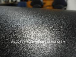 High Quality Finished Cow Perforation Automotive Leather