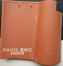 Spanish clay roof tile in good price