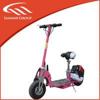 2 wheel 49cc mini gas motor scooter
