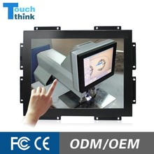 open frame LCD monitor touch screen good quality