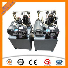 hydraulic system power pack