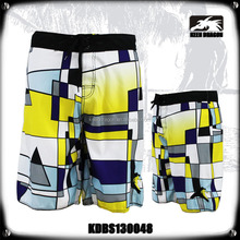 Board Shorts motif et OEM Service Type d'alimentation bodybuilding hommes pantalons