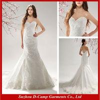 WD-2057 Strapless sweetheart neckline mermaid bridal lehnga dresses pakistani bridal wedding dress sharara gharara
