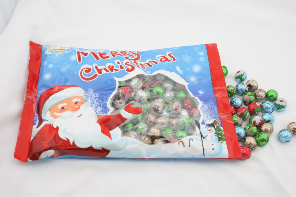 Christmas Chocolates Wholesale Wholesale 100g Christmas