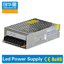 150W 12v led driver, waterproof led power supply ,switch power supply