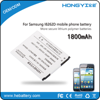 China Supply Mobile Phone Lithium Battery for Samsung 18262D I9626/I8268