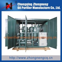 tranformer oil/extremely high voltage oil treating plant