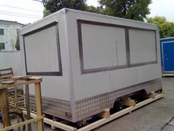 car food/trucks for sale/food kiosk for sale/food cartYS-FV400B-3