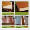 E1 glue wood laminated hpl plywood for kitchen cabinet