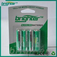 OEM manufacturer selling LR03 1.5V SUPER alkaline battery with aaa dry battery