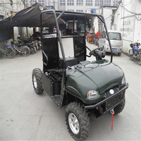 farm boss 1000cc utv used man diesel tipper truck